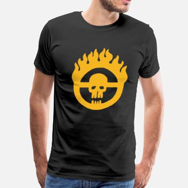 Mad Max Fury Road Mad Max Fury Road Skull - Men's Premium T-Shirt