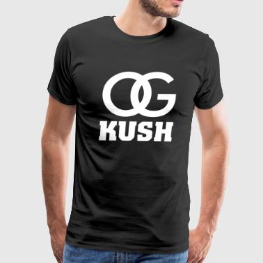 Og Kush - Men's Premium T-Shirt
