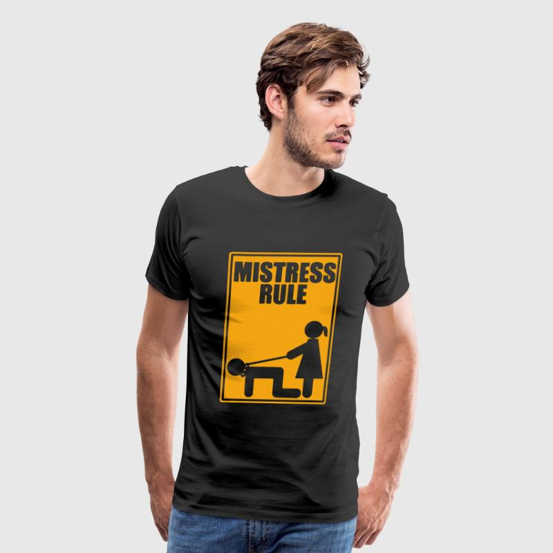 MISTRESS - Men's Premium T-Shirt