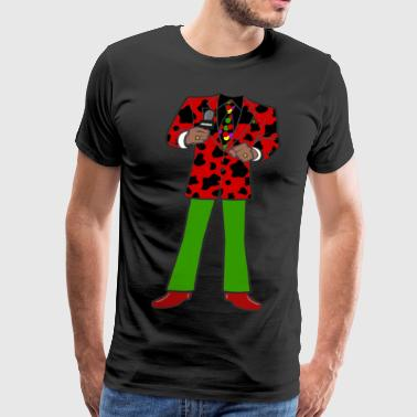 Knickerbockers The Red Cow Suit - Men's Premium T-Shirt