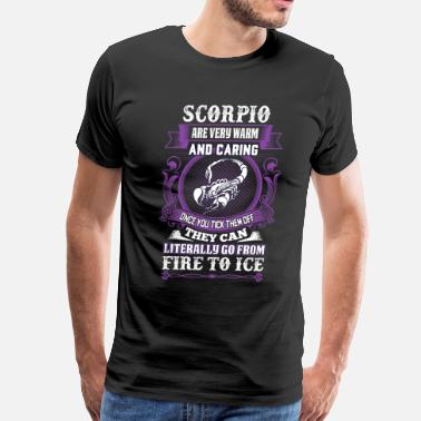 Horoscope Scorpio SCORPIO *LIMITED EDITON* - Men's Premium T-Shirt