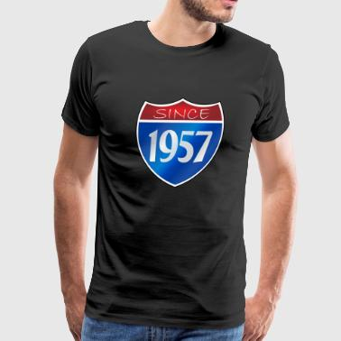 Since 1957 - Men's Premium T-Shirt
