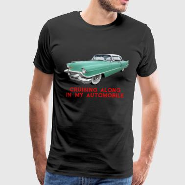CRUISING ALONG - Men's Premium T-Shirt