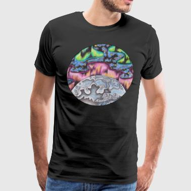 Aurora Moon - Men's Premium T-Shirt