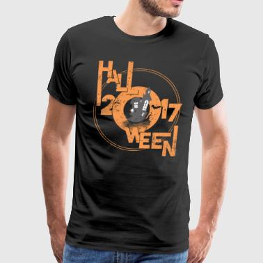Halloween Funny Haunted House - Men's Premium T-Shirt
