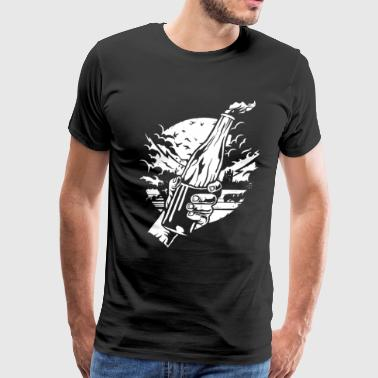 Molotov Cocktail - Men's Premium T-Shirt