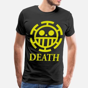 Nico Robin death black shirt - Men's Premium T-Shirt