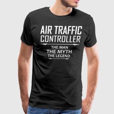 Air Traffic Controller Shirt - Men's Premium T-Shirt