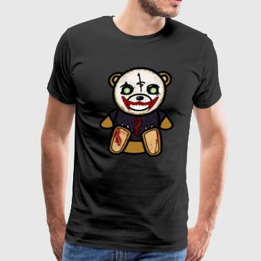 Why So Serious? - Men's Premium T-Shirt