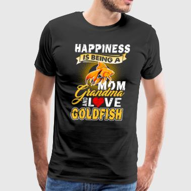 Goldfish Shirt - Goldfish Mom Shirt - Men's Premium T-Shirt