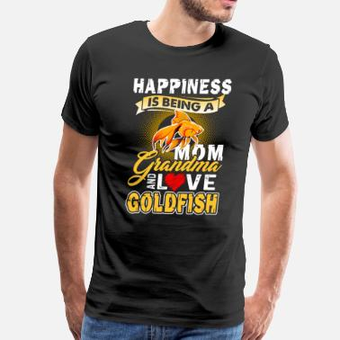 Goldfish Goldfish Shirt - Goldfish Mom Shirt - Men's Premium T-Shirt
