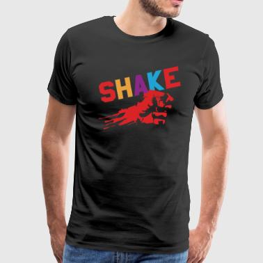 Shake And Bake Shake And Bake Battle - Men's Premium T-Shirt