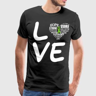 CEREBRAL PALSY LOVE - Men's Premium T-Shirt