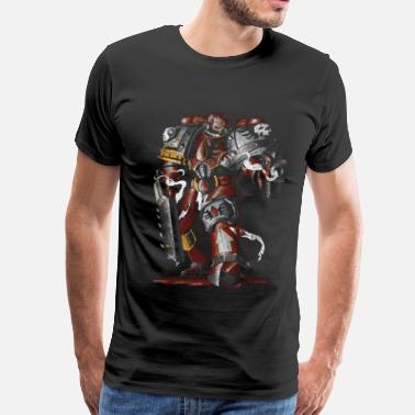 Imperial Guard Blood Ravens - Men's Premium T-Shirt