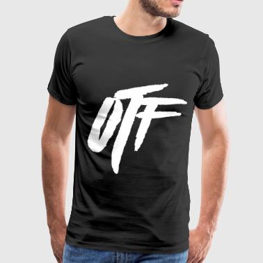 Trap Life otf - Men's Premium T-Shirt