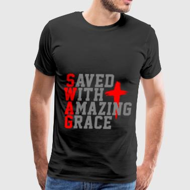 Swag For Christians - Men's Premium T-Shirt