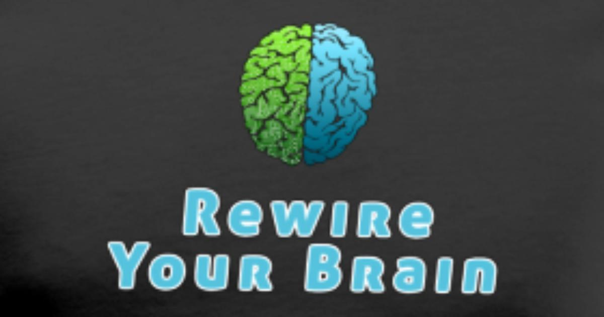 Rewire Your Brain by | Spreadshirt