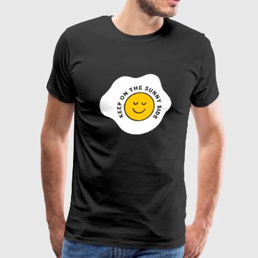 Sunny - Keep On the Sunny Side - Men's Premium T-Shirt