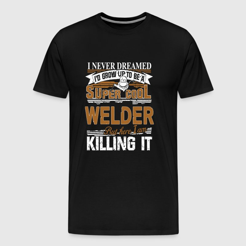 WELDER - COOL WELDER - Men's Premium T-Shirt