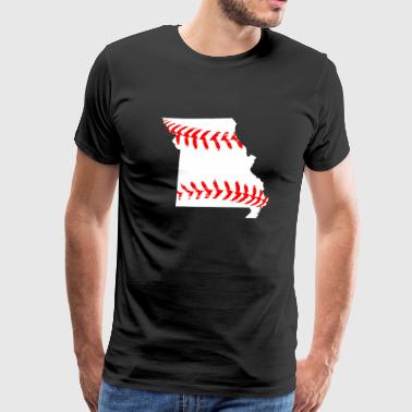 Baseball - missouri baseball - Men's Premium T-Shirt
