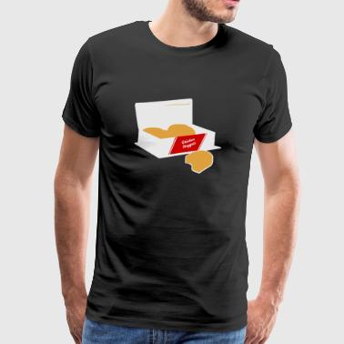 Chicken Nugget - Chicken Nuggets - Men's Premium T-Shirt