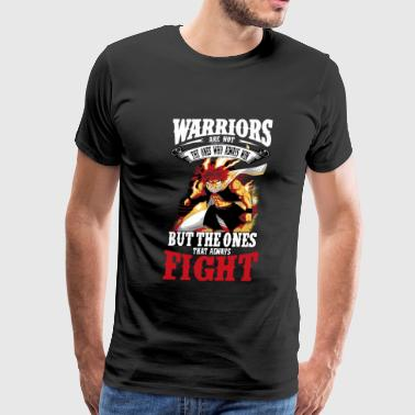 Tail Fairy tail warriors - The ones that always fight - Men's Premium T-Shirt