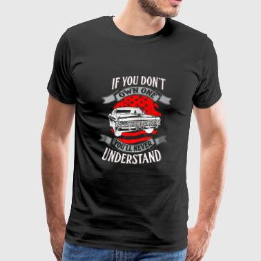 If you don't own mustang you'll never understand - Men's Premium T-Shirt