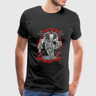 Mad Max - You can run but you can't hide t-shirt - Men's Premium T-Shirt
