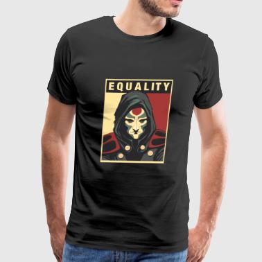 Amon legend of Korra - Equality - Men's Premium T-Shirt
