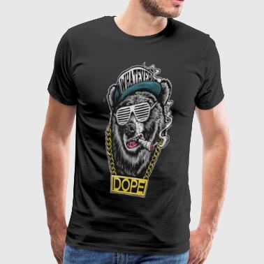 Cool Bear - Men's Premium T-Shirt