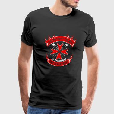 The Mining Fire Department - Men's Premium T-Shirt
