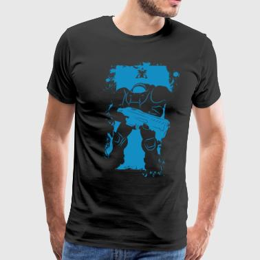 Starcraft You want a piece of me boy? - Men's Premium T-Shirt