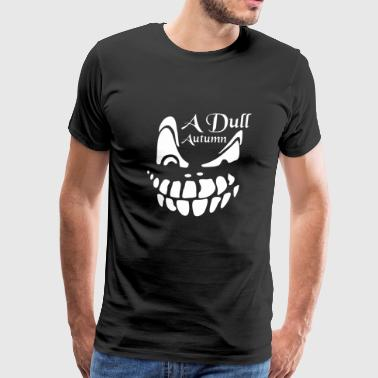 A Dull Autumn - Men's Premium T-Shirt