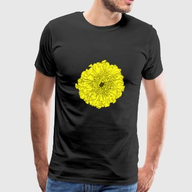 marigold - Men's Premium T-Shirt