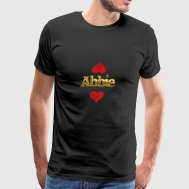 Abbie - Men's Premium T-Shirt