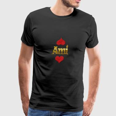Ami - Men's Premium T-Shirt