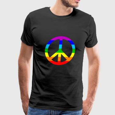 Peace in the world - Men's Premium T-Shirt