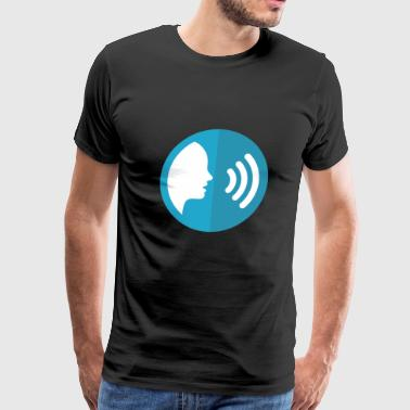 Sound - Men's Premium T-Shirt