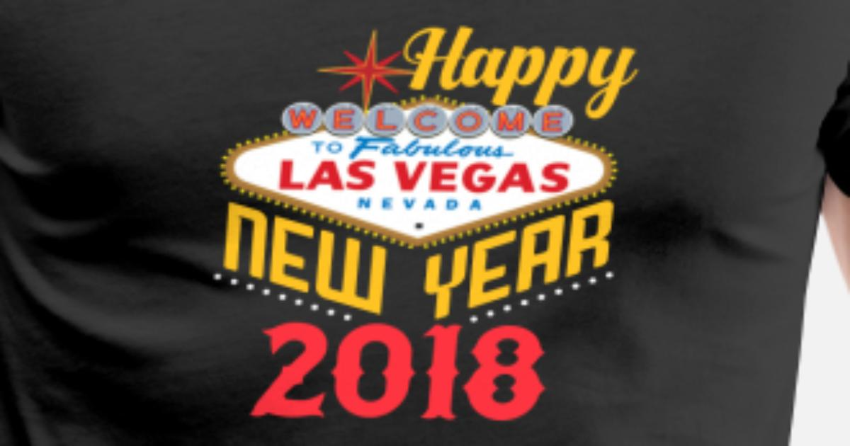 las vegas happy new year tshirt by spreadshirt
