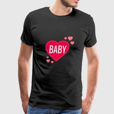 LOVE BABY - Men's Premium T-Shirt
