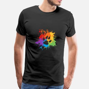 Furry Pride Furry Pride - Men's Premium T-Shirt