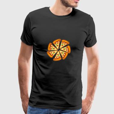 Hut pizza pizza - Men's Premium T-Shirt