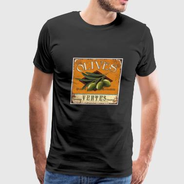 OLIVES - Men's Premium T-Shirt