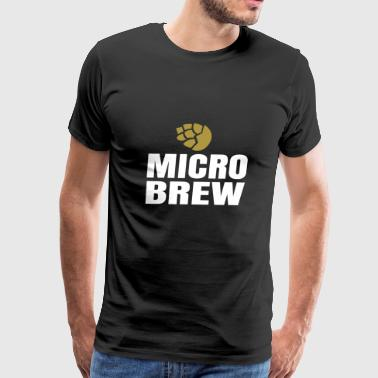 Micro Brew - Men's Premium T-Shirt