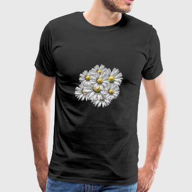 bunch of flowers - Men's Premium T-Shirt