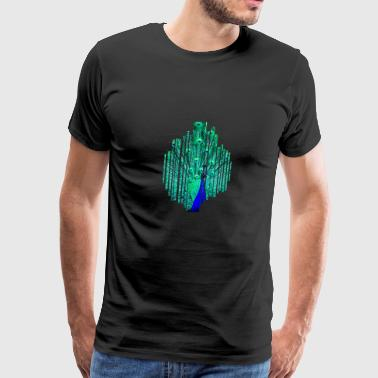 unique item stylish animals art lifestyle - Men's Premium T-Shirt