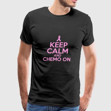 Inspirational Cancer designs - Men's Premium T-Shirt