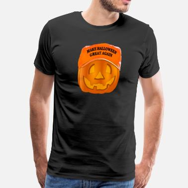 Make Halloween Great Again Make Halloween Great Again - Men's Premium T-Shirt