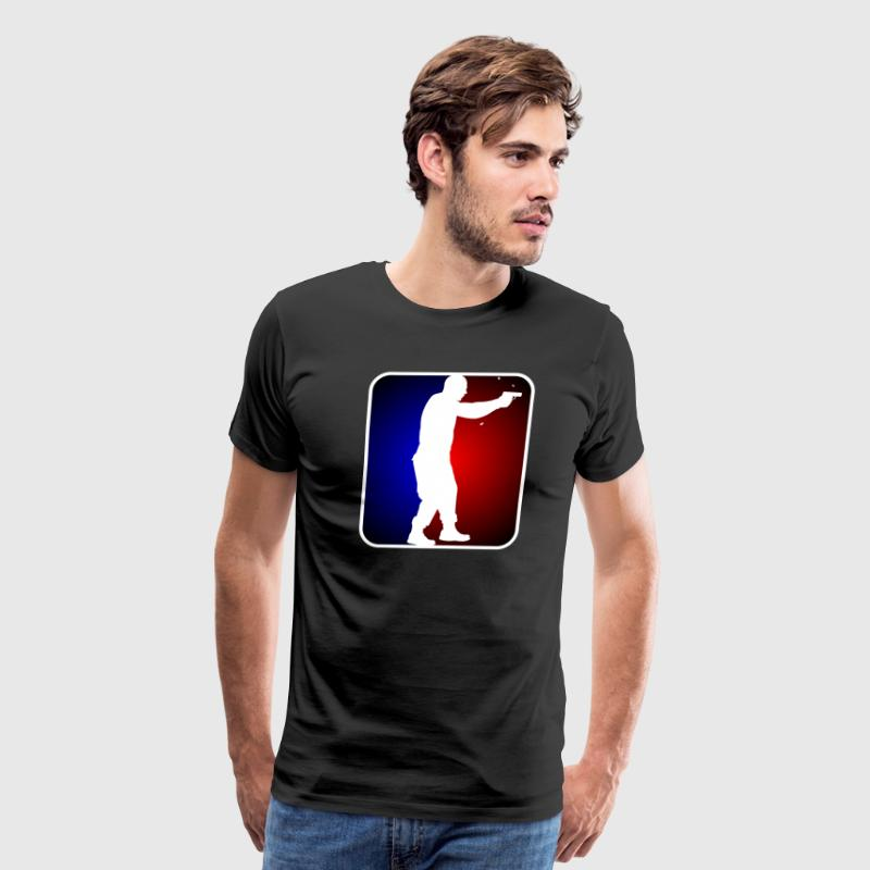 major league pistol - Men's Premium T-Shirt