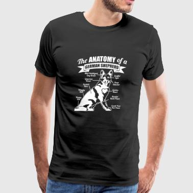 German Shepherd Clothes Funny German Shepherd Shirts - Men's Premium T-Shirt